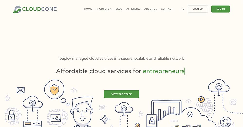 cloudcone官方网站