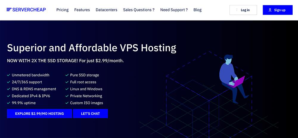 servercheap官方网站